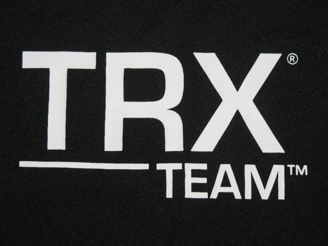 Licensed TRX TEAM Trainer!