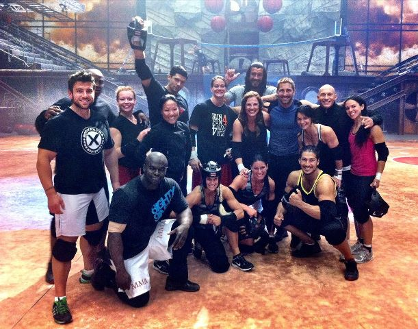 Gladiatorerna – tough competition!