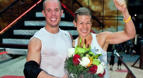 Congratulations Elin Hansson and Eric Ericsson!!!!