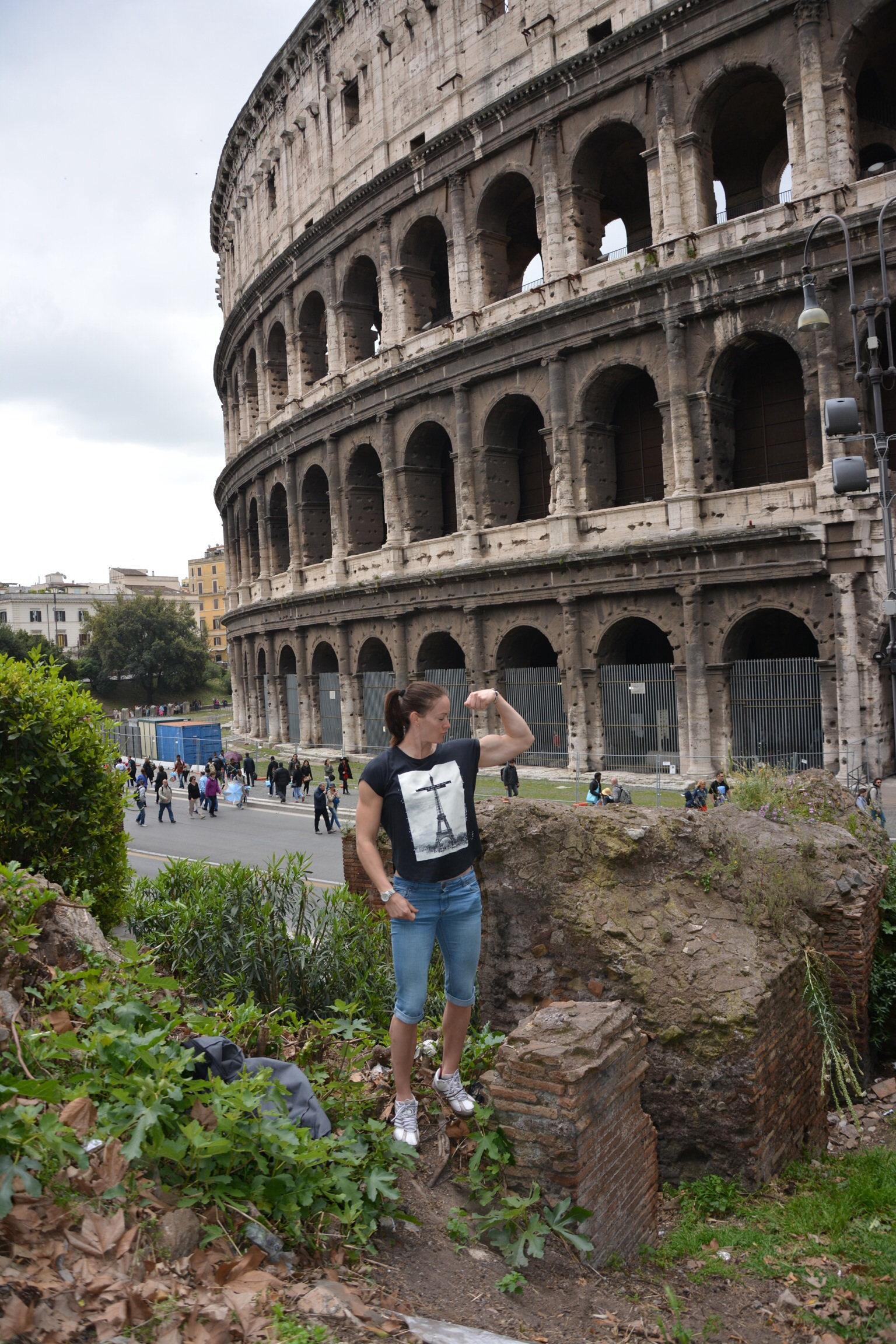 10 important things that I have learned about Rome.