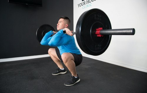 Back Squat vs Front Squat: What's the Difference?